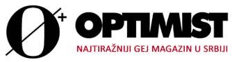 Optimist – Vodič kroz gej Srbiju logo