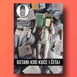 Specijalno izdanje Optimist magazina posvećeno književnosti